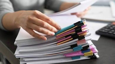 5 bonnes pratiques en matière de gestion des documents que tout gestionnaire de flotte doit connaître